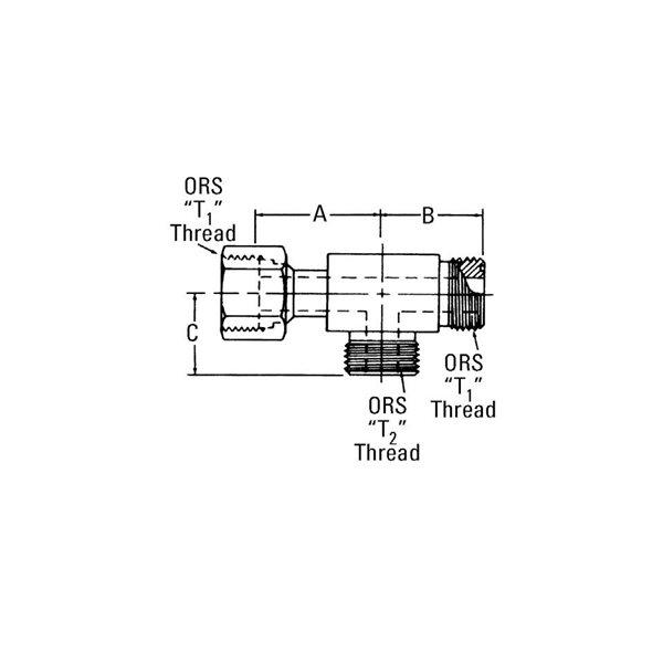"BU TH-108 TANK HOLDER 8/""TO 8-3//4/"" TH108-1 Each"