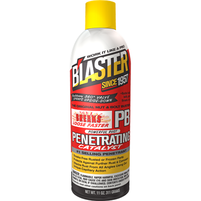 PB PENETRATING CATALYST,11 oz,12/CASE