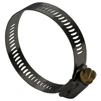 Dixon, Wormgear Clamp,9/16'' to 1-1/16''
